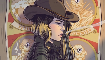 'Wynonna Earp: Strange Inheritance' – Graphic Novel Review