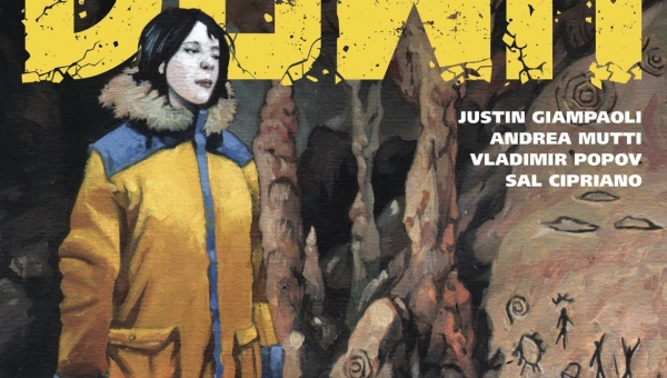 'Starship Down #1:' Advance Comic Book Review
