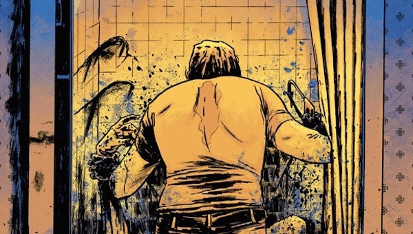 'The Violent #4:' Comic Book Review