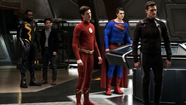 'Crisis on Infinite Earths: Part 3 | The Flash: Season 6, Episode 9' - TV Review