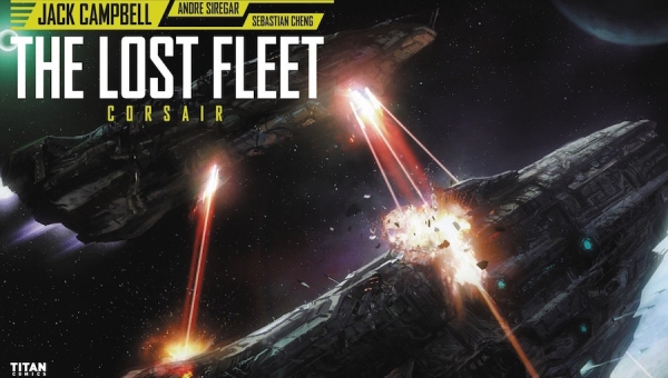 'The Lost Fleet: Corsair #3' - Advance Comic Book Review