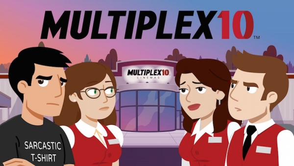 Fanbase Press Interviews Gordon McAlpin on His Film, 'Multiplex 10'