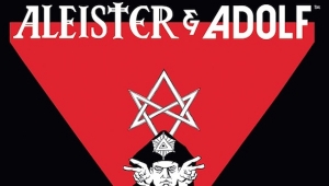 'Aleister & Adolf:' Advance Hardcover Review