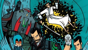 'Samurai Jack Quantum Jack #1:' Comic Book Review
