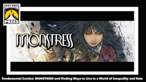 Fundamental Comics: 'Monstress' and Finding Ways to Live in a World of Inequality and Hate