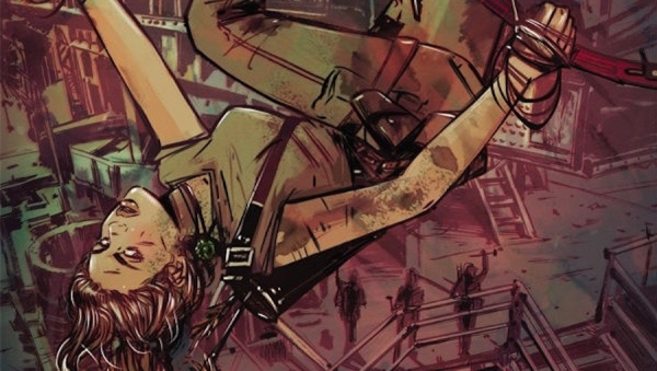 'Tomb Raider #8:' Advance Comic Book Review