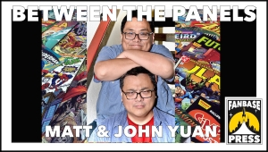 Between the Panels: John and Matt Yuan on Sibling Teamwork, Comics vs. Movies, and Telling a Darned Fine Anecdote