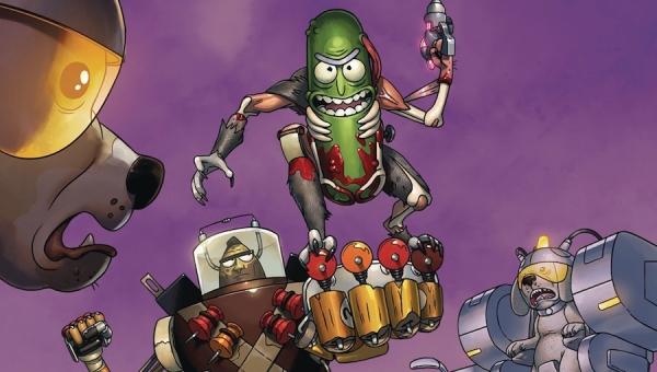 'Rick and Morty Presents: Pickle Rick #1' - Comic Book Review