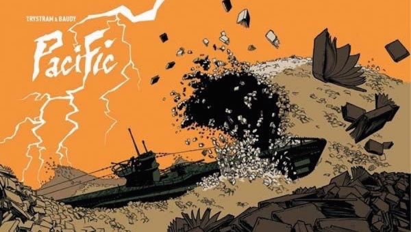 'Pacific:' Graphic Novel Review