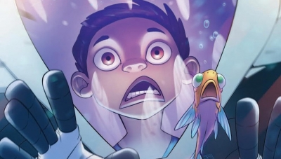 'The Deep #2:' Advance Comic Book Review