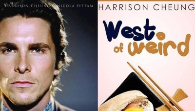 Fanbase Press Interviews Harrison Cheung on His Upcoming Book, 'West of Weird'