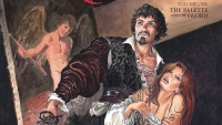 'Caravaggio Volume 1: The Palette and the Sword' - Advance Hardcover Review