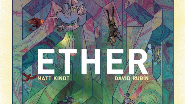 'Ether: The Copper Golems #2' - Advance Comic Book Review