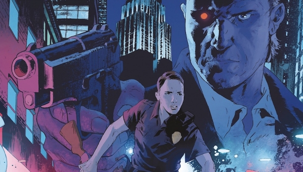 'Terminator: Sector War #1:' Advanced Comic Book Review (East Coast, Represent!)