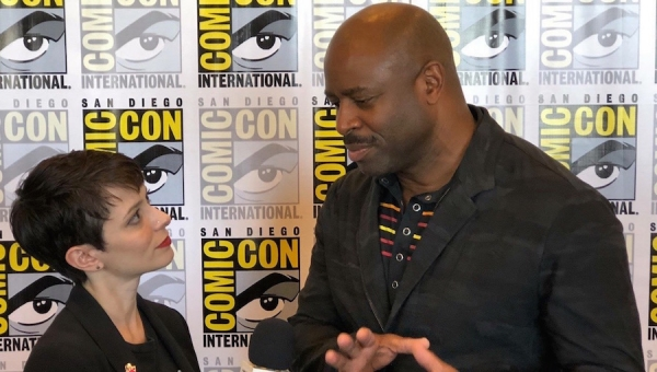 SDCC 2018: Fanbase Press Interviews Leland Melvin on 'MARS Season 2,' Modern Space Exploration, and More