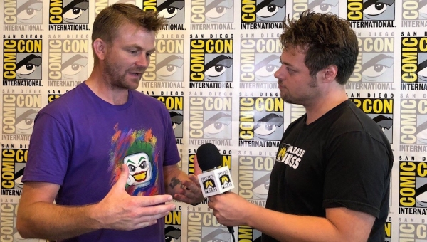 SDCC 2018: Fanbase Press Interviews TT Games' Arthur Parsons on Video Games, 'LEGO DC Super-Villains,' and More