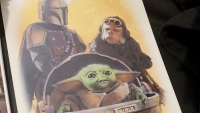 Win a Signed Matt Busch 'Mandalorian' Poster (Feat. Baby Yoda) from Empire Con and Fanbase Press - WINNER ANNOUNCED