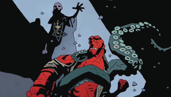 'Hellboy Omnibus Volume 1:' Advance Trade Paperback Review