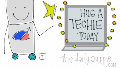 Happy Techie Day 2016 from Your Friends at Fanbase Press!