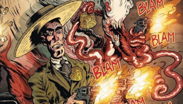'Vinegar Teeth #2:' Advance Comic Book Review