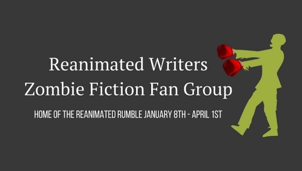 Fanbase Press Interviews Justin Robinson on the Reanimated Rumble Writing Competition