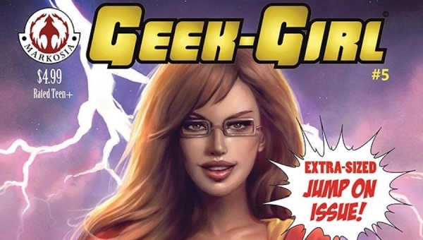 'Geek-Girl Series 2 #5:' Comic Book Review