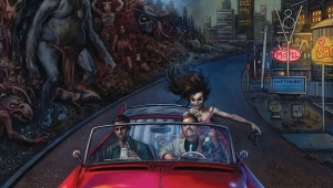 'American Gods: Shadows #4' - Advance Comic Book Review