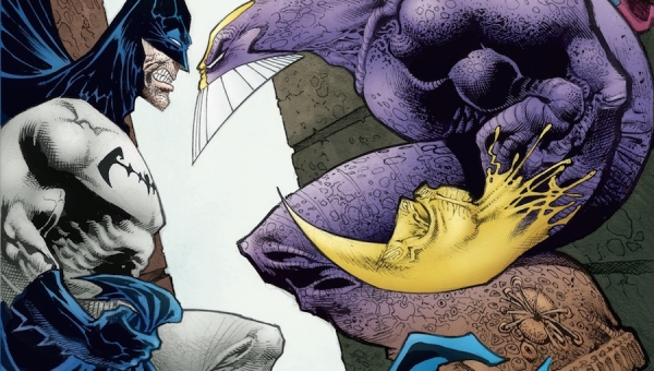 'Batman / The Maxx: Arkham Dreams #3' - Comic Book Review