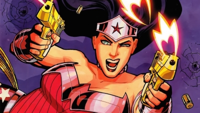 Wonder Woman Wednesday: Sword Envy