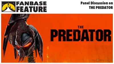 Fanbase Feature: Panel Discussion on 'The Predator'