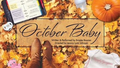 Fanbase Press Interviews Brooke Baumer on 'October Baby' (Hollywood Fringe 2017)