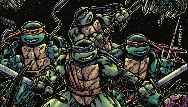 'TMNT Dimension X #5:' Advance Comic Book Review