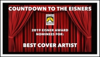 Countdown to the Eisners: 2019 Nominees for Best Cover Artist