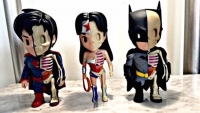 Wonder Woman Wednesday: Mighty Jaxx Xxray Wonder Woman - The Coolest (and Creepiest!) Collectible