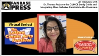Fanbase Feature: An Interview with Dr. Theresa Rojas on the 'Quince' Study Guide and Integrating Inclusive Comics into the Classroom