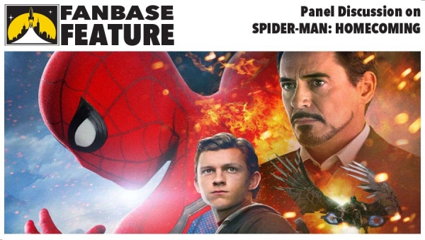 Fanbase Feature: Panel Discussion on 'Spider-Man: Homecoming'
