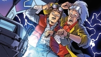 'Back to the Future #9:' Advance Comic Book Review