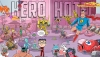 Be a Hero for Small Business Saturday at The Perky Nerd's 'Hero Hotel' Release Party and Signing (Nov. 26)
