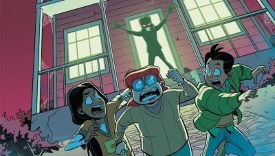 'Goosebumps: Horrors of the Witch House #1' - Advance Comic Book Review