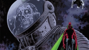 'Black Hammer #3:' Advance Comic Book Review