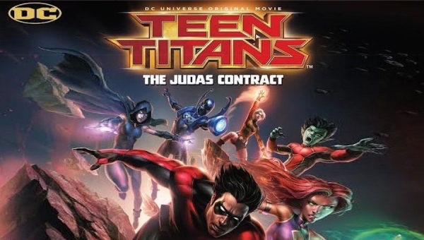 WonderCon 2017: James Tucker on Bringing TEEN TITANS: THE JUDAS CONTRACT to DC Animated