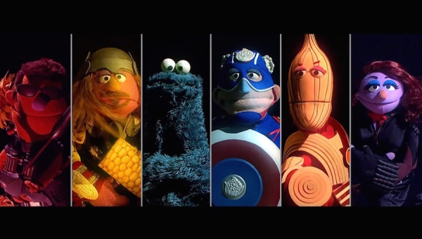13 Brilliant Times That 'Sesame Street' Parodied Geek Culture