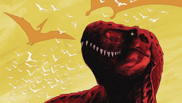 'Cretaceous:' Advance Graphic Novel Review