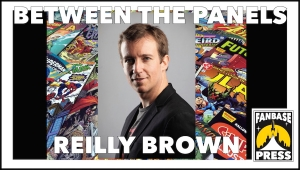 Between the Panels: Artist Reilly Brown on Being a Good Collaborator, Learning by Teaching, and an Intergalactic Caveman