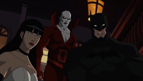 'Justice League Dark' Premiere: Phil Bourassa on Designing for DC Animated