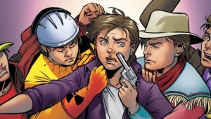 'Back to the Future #15:' Advance Comic Book Review