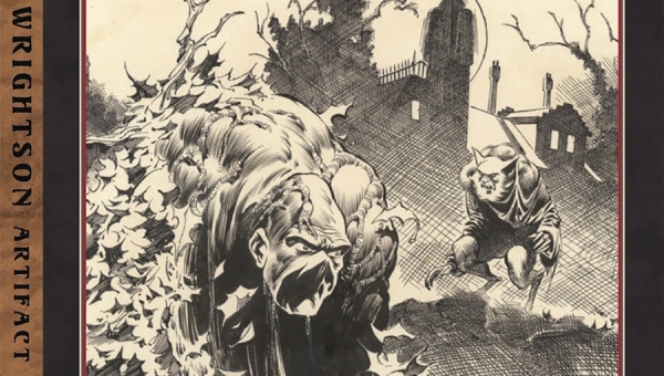 'Bernie Wrightson: Artifact Edition' - Hardcover Review