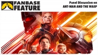 Fanbase Feature: Panel Discussion on 'Ant-Man and the Wasp'