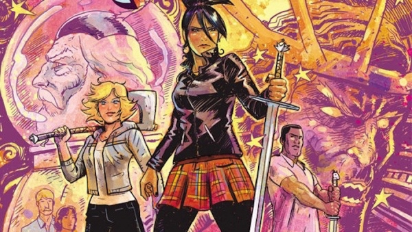 'The Once and Future Queen #1:' Advance Comic Book Review