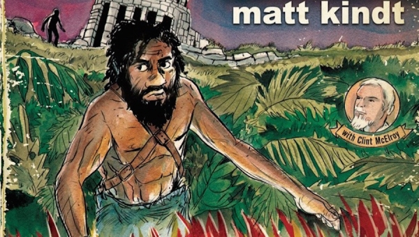 Fanbase Press Interviews Matt Kindt on the Launch of His 'MIND MGMT' Kickstarter Campaign